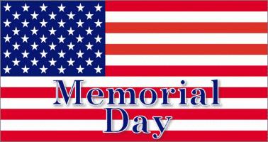 No School-Memorial Day