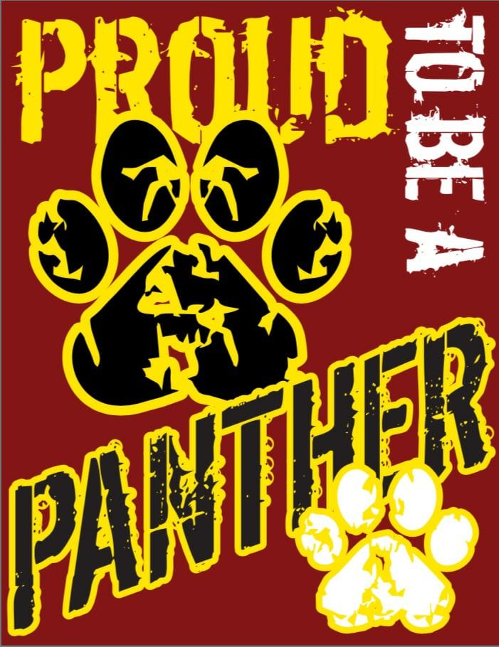 Proud to be a Panther
