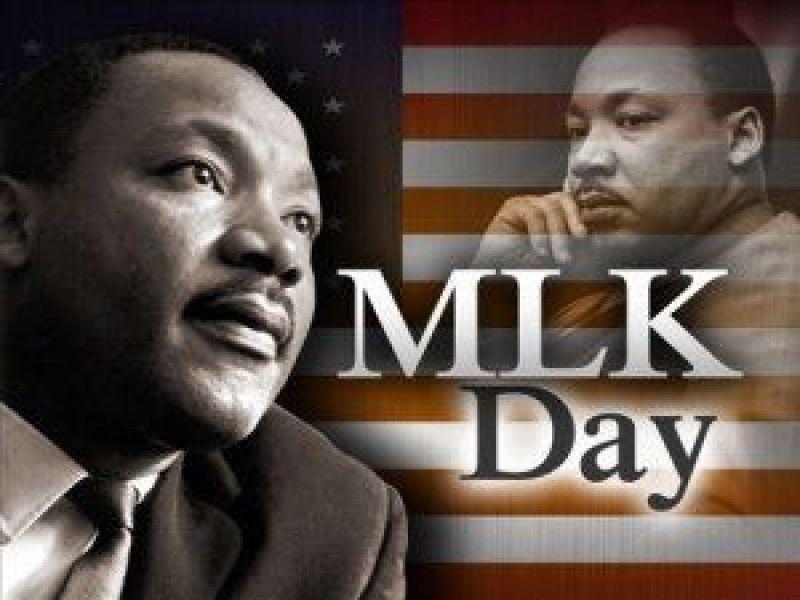 No School-MLK Day