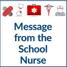 Message from the nurse