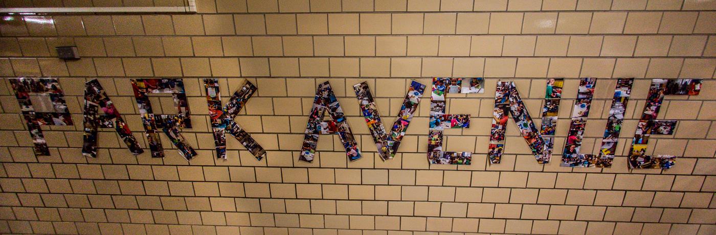 Park Avenue Elementary School Mural