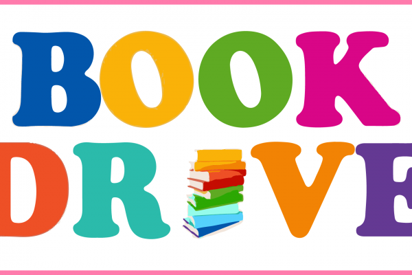 Color in the Shelves: A Book Drive for Park Avenue