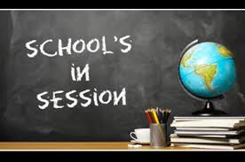 PD days cancelled-School is in session